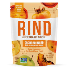 Load image into Gallery viewer, RIND Skin-On Superfruit Snack - Orchard Blend - 3 oz.