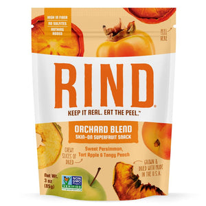 RIND Skin-On Superfruit Snack - Orchard Blend - 3 oz.