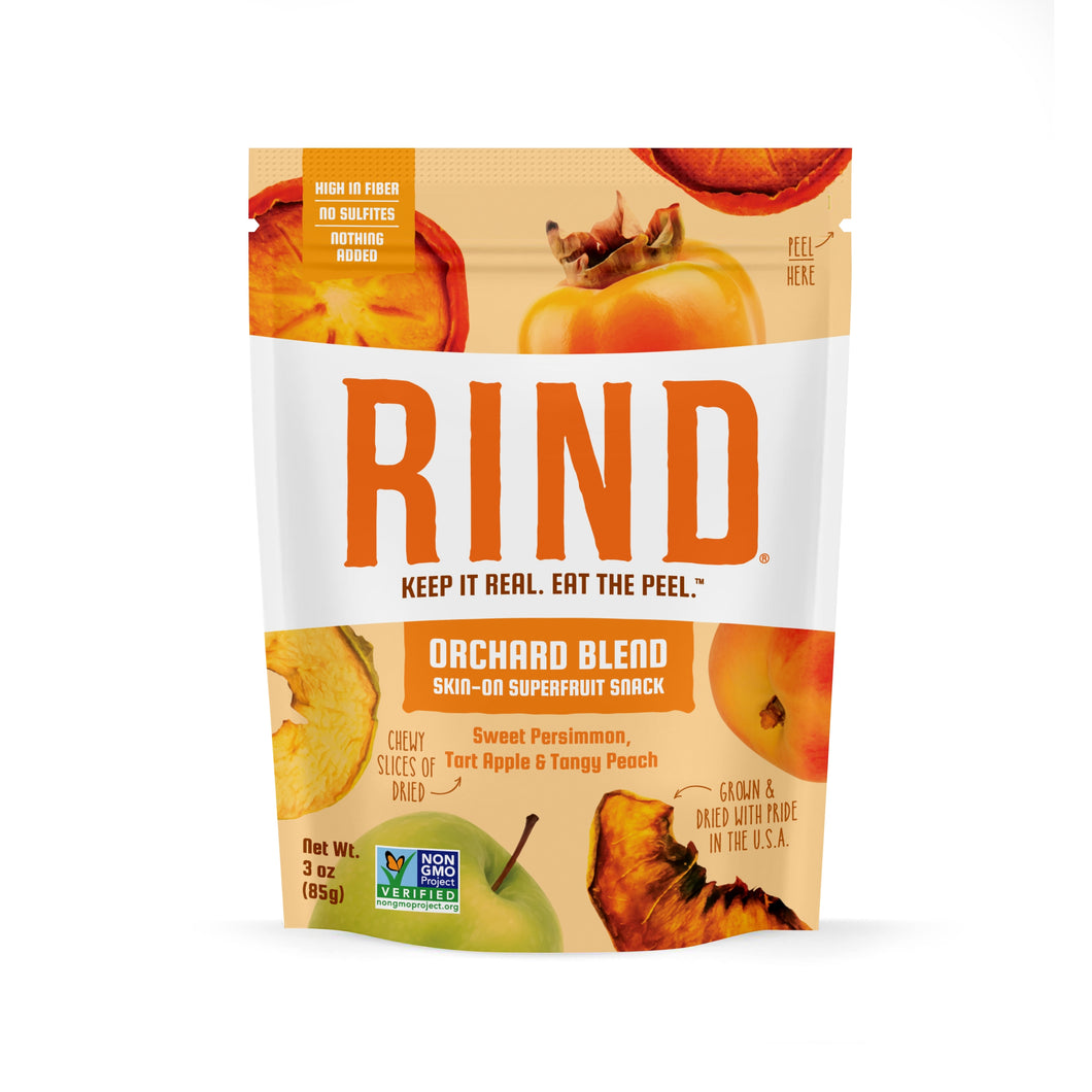 RIND Skin-On Superfruit Snack - Straw-Peary Blend - 3 oz.