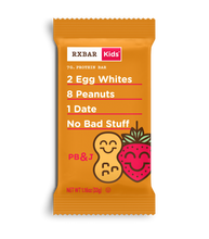 Load image into Gallery viewer, RXBAR Kids - PB&J - 7 G. Protein