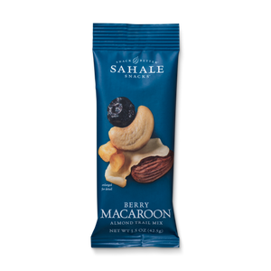 Sahale Snacks - Berry Macaroon Almond Trail Mix - 1.5 oz