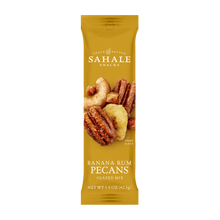 Load image into Gallery viewer, Sahale Snacks - Banana Rum Pecans - 1.5 oz.
