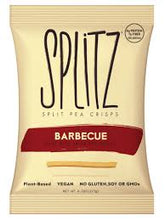 Load image into Gallery viewer, Splitz Split Pea Crisps - Barbecue - 1.5 oz.