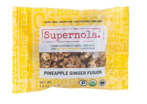 Supernola. - Pineapple Ginger Fusion - 1.5 oz