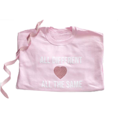 ALL DIFFERENT // ADULT WOMAN'S CREW