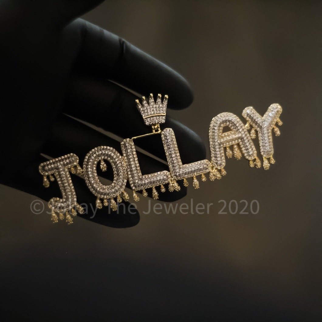 Custom Pendant - Jollay The Jeweler