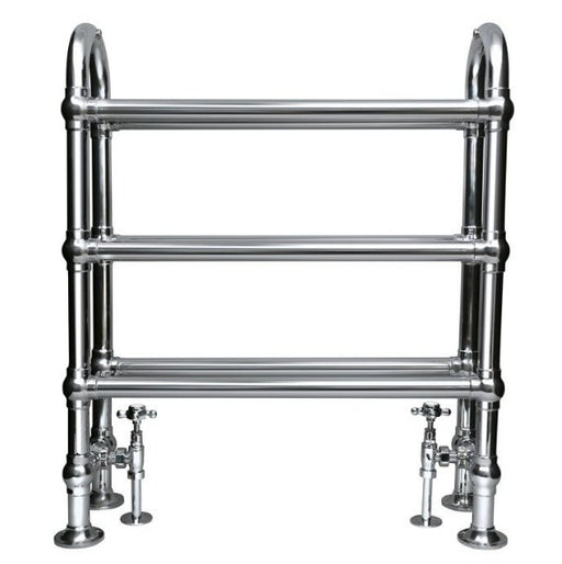 Imperial Pitea Heated Clothes Horse - Chrome