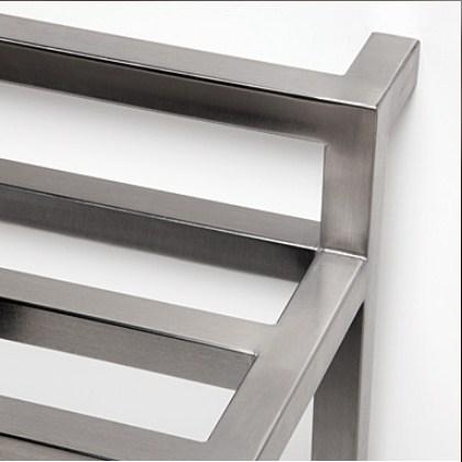 Aeon F-Bar Designer Stainless Steel Towel Rail