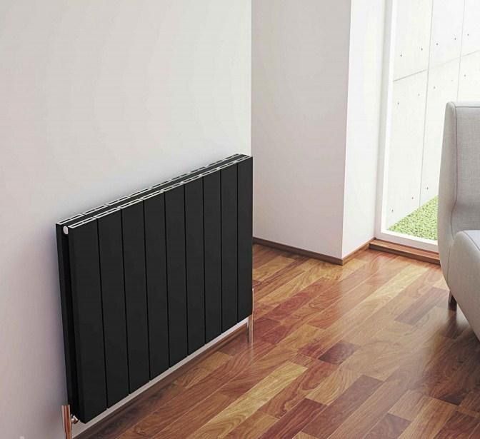 Carisa Nemo Aluminium Double Panel Horizontal Radiator