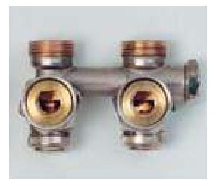 Aeon H Valve - Nickel Plated