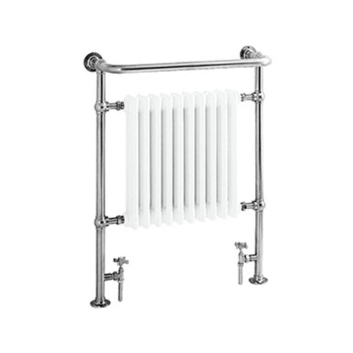 Heritage Clifton Heated Towel Rail