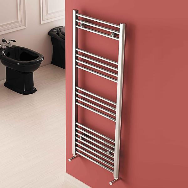 Carisa Nile Vertical Designer Towel Rail