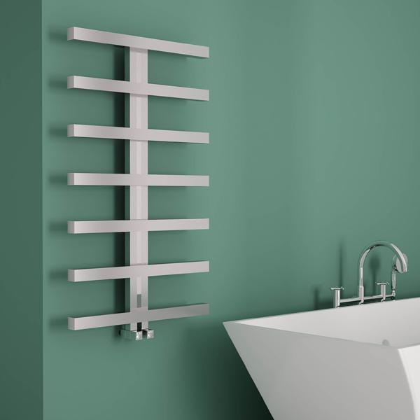 Carisa Herring Stainless Steel Vertical Radiator