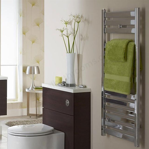 Essential Capricorn Towel Warmer - Chrome