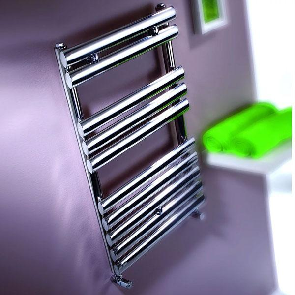Kartell Ohio Designer Towel Rail - Polished