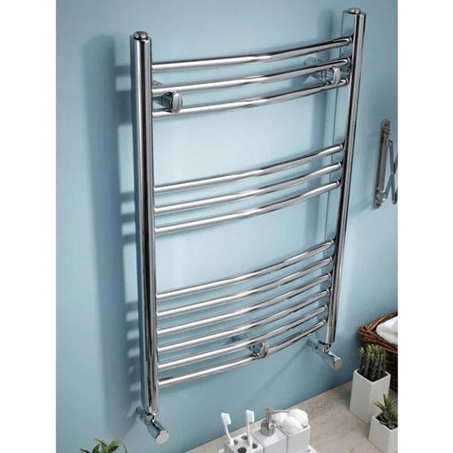 Kartell K-Rail Curved Towel Rail - 22mm tube diameter