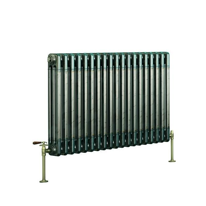 DQ Heating Adara 4 Column Radiator - Varnish
