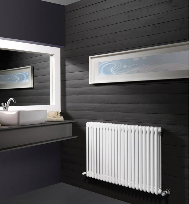 DQ Heating Modus 2 Column Radiator - 11 Section