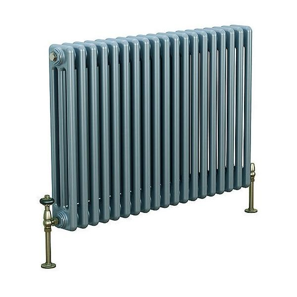 DQ Heating Modus 3 Column Radiator - 3 Section