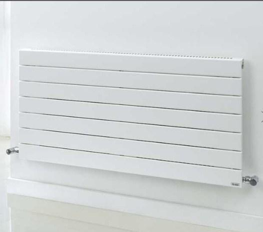 MHS Viola Steel White Designer Radiators