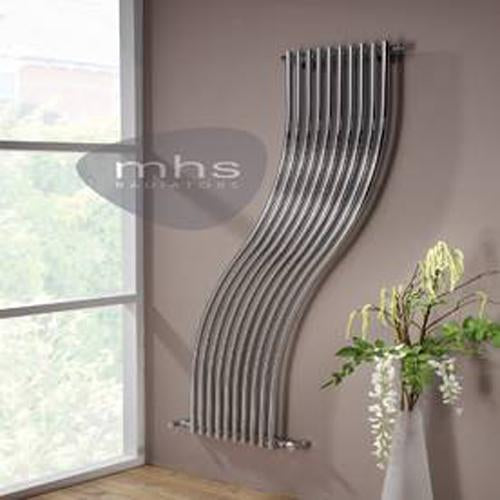 MHS Gem Steel Designer Radiator 1800mm x 400mm