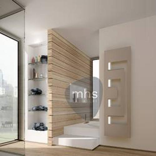 MHS Dello Steel Vertical Designer Radiator With LED