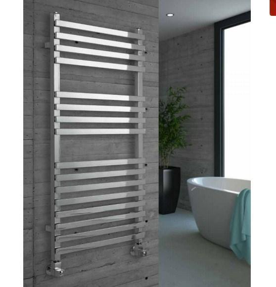 Kartell Mode Design Radiator - Chrome