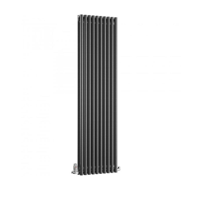 DQ Heating Cove Double Panel Vertical Designer Radiator