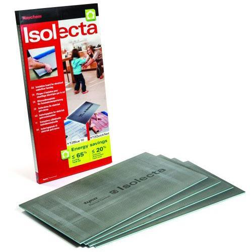 Raychem Isolecta Insulation Board - 1180Mm X 600Mm - 10 Mm Thickness