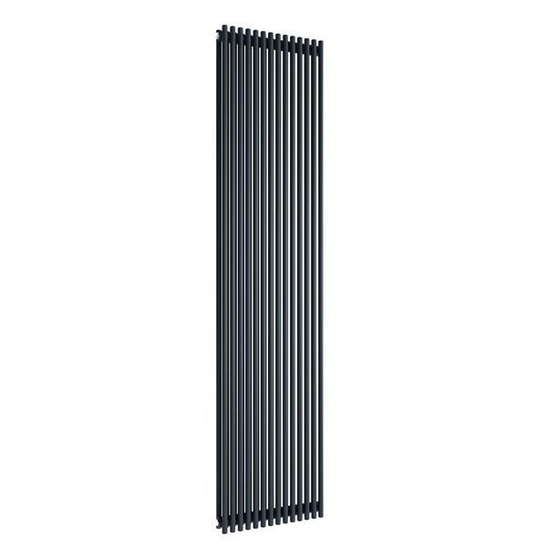 Reina Tubes Double Panel Vertical Designer Radiator - 1800mm x 350mm