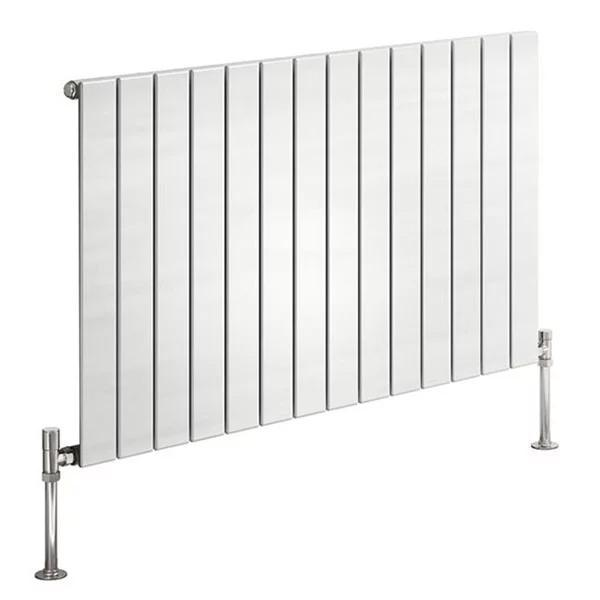 Reina Flat Panel Double Horizontal Designer Radiator