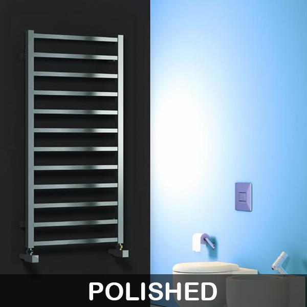 Reina Arden Vertical Designer Heated Towel Rail