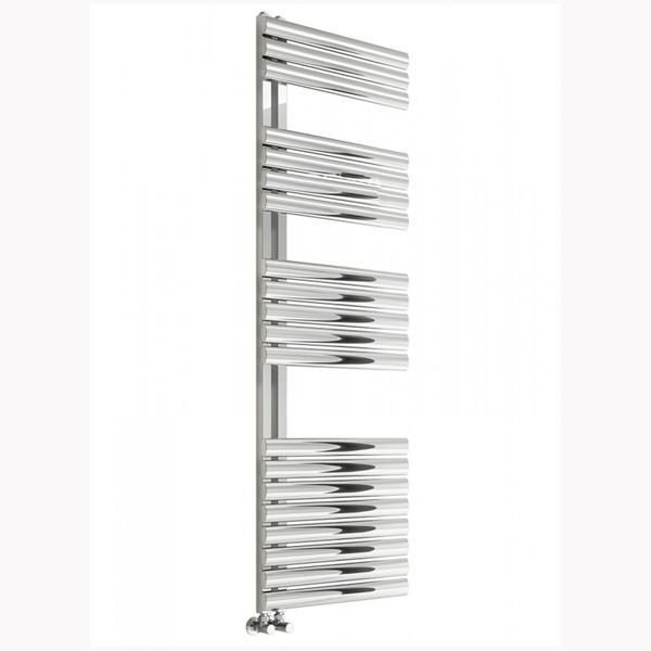 Reina Scalo Vertical Designer Heated Towel Rail