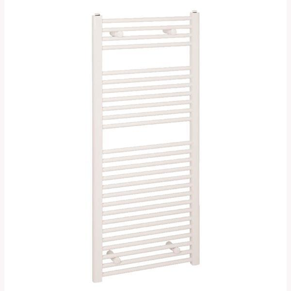 Reina Diva Flat Thermostatic Electric Towel Rail