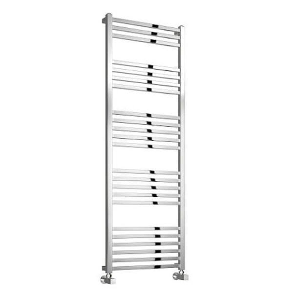 Reina Vasto Flat Electric Thermostatic Towel Rail - Chrome