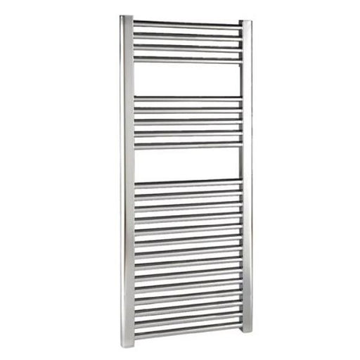 Reina Diva Flat Towel Rail - Chrome
