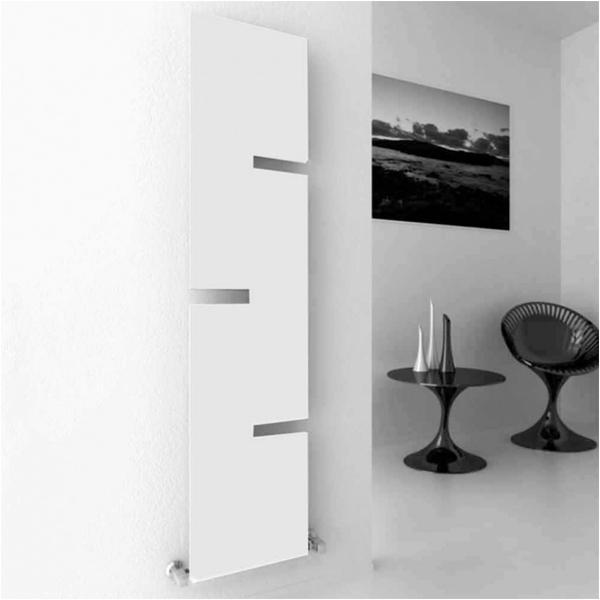 Reina Fiore Vertical Designer Towel Rail - 1800mm x 400mm