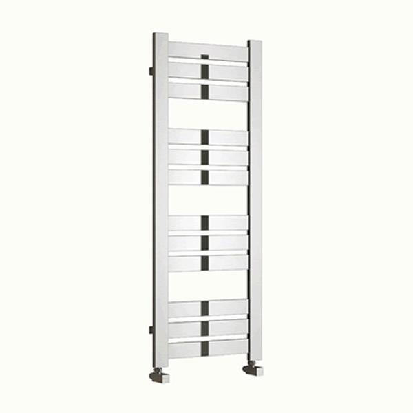 Reina Riva Vertical Designer Towel Rail - Chrome