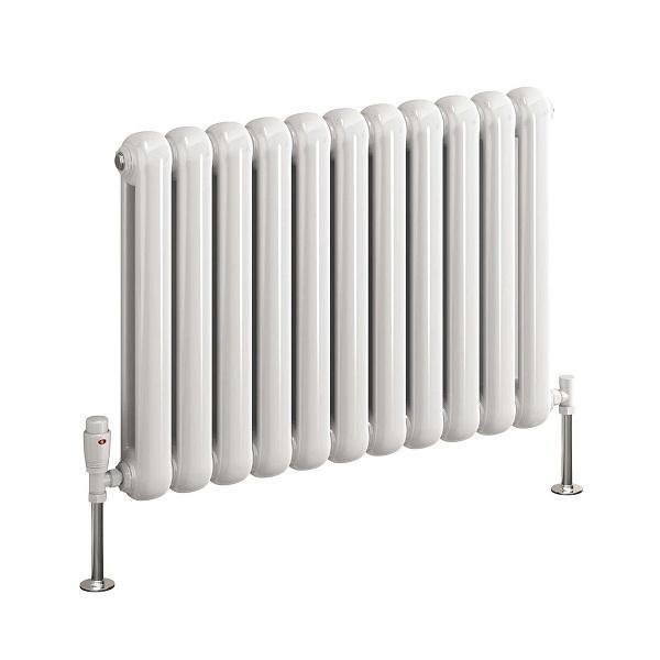 Reina Coneva Horizontal Designer Radiator - 1420mm Wide x 550mm High