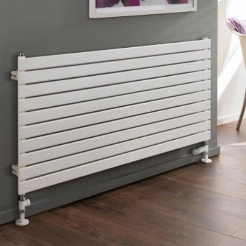 TRC Piano Mild Steel Double Horizontal Radiator