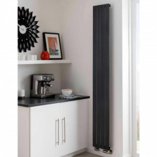 TRC Water Lily Steel Vertical Single Radiator