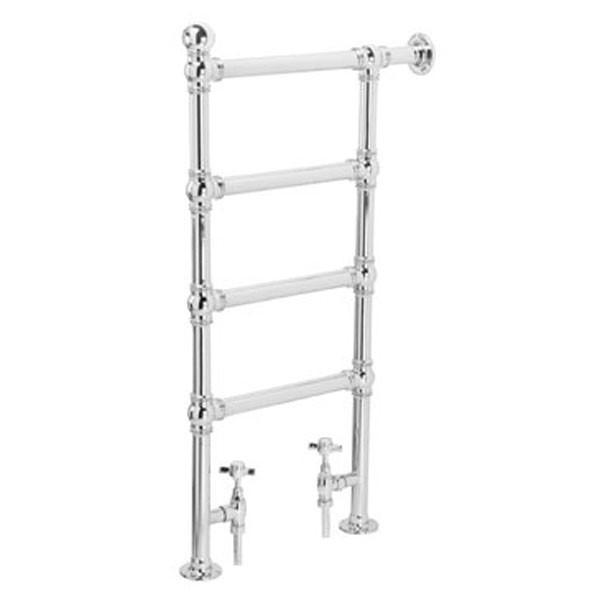 Vogue Butler Designer Heated Towel Rail - 965mm H x 488mm