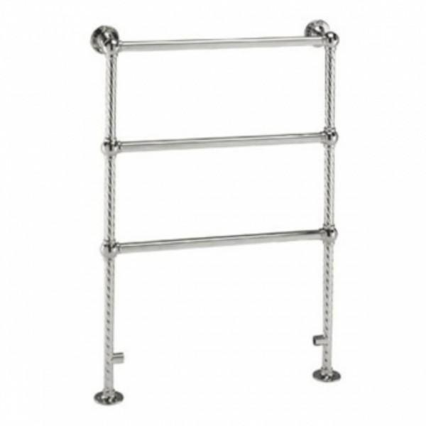 Vogue Colonnade 1 Traditional Heated Towel Rail