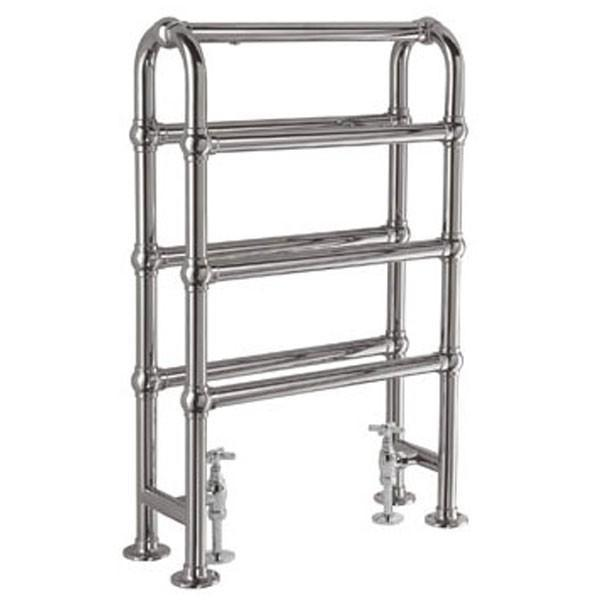Vogue Arcadia Designer Heated Towel Rail - 850mm H x 600mm
