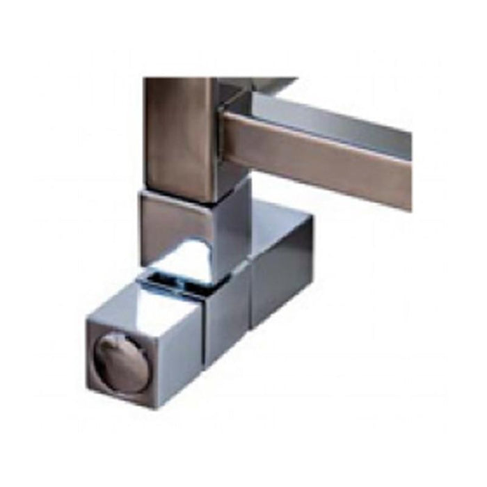Jis Burnswick Angled Radiator Valves - Pair