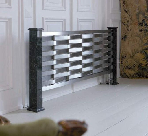 Aeon Wave Horizontal Designer Stainless Steel Radiator