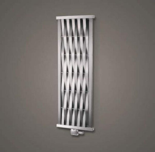 Aeon Wave Vertical Designer Stainless Steel Radiator