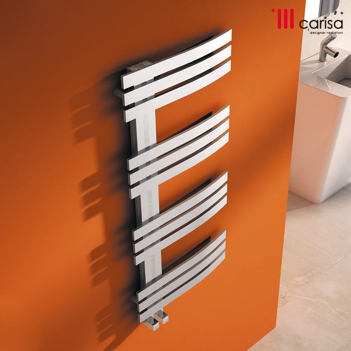 Carisa Adore Stainless Steel Vertical Radiator