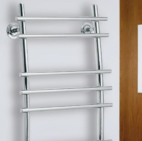 Kartell Phoenix Designer Towel Rail - 1150 x 500mm - Chrome