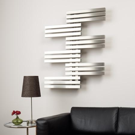 Aeon Labren Designer Stainless Steel Radiator - 975 x 800mm